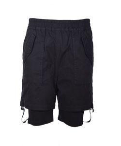 Helmut Lang   Layered Cuff Shorts