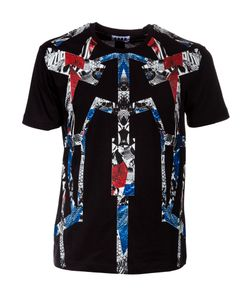 Les Hommes | Printed T-Shirt