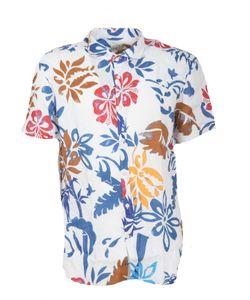 Drumohr   Print Shirt