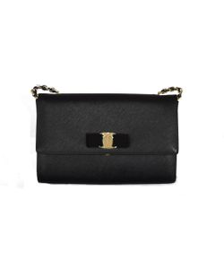 Salvatore Ferragamo | Medium Vara Flap Shoulder Bag