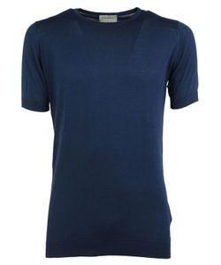 John Smedley | Short Sleeve Sweatshirt