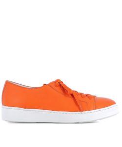 Santoni | Leather Sneakers
