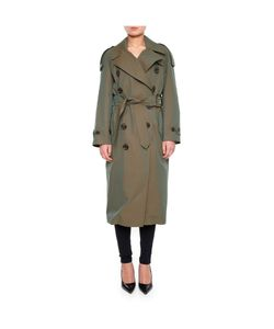 Burberry | Gabardine Trench Coat