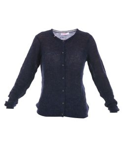 Sun 68 | Wool-Alpaca Blend Cardigan Sweater