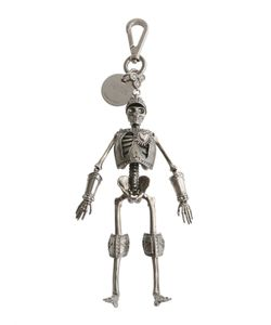 Alexander McQueen | Skeleton Armour Key Ring
