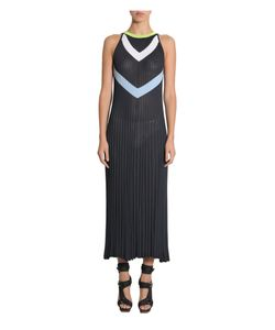 Versace | Knitted Pleated Dress