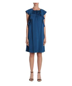 Lanvin | Dress With Rouches