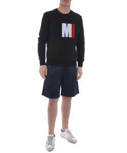 AMI Alexandre Mattiussi | Terry Cloth Logo Sweatshirt