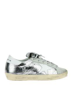 Golden Goose   Wrinkled Superstar Sneakers
