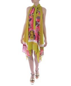 Versace Collection | Asymmetric Dress
