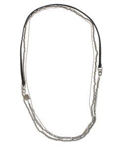 Goti | Logo Plaque Necklace