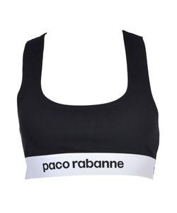 Paco Rabanne | Logo Cropped Tank Top