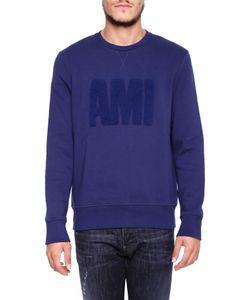 AMI Alexandre Mattiussi   Big Ami Sweatshirt