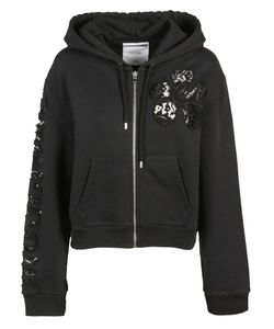 Moschino | Lace Hoodie