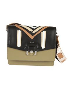 Paula Cademartori | Pistachio Twiggy Shoulder Bag