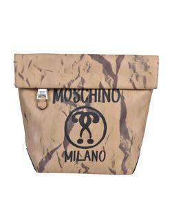 Moschino   Printed Shoulder Bag