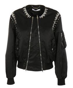 Givenchy | Rhinestone Embellished Bomber Jacket