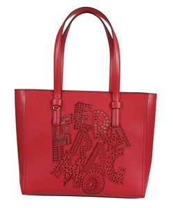 Salvatore Ferragamo | Leather Shopper Tote