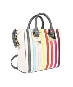 Sophie Hulme | Square Cromwell Canvas Tote