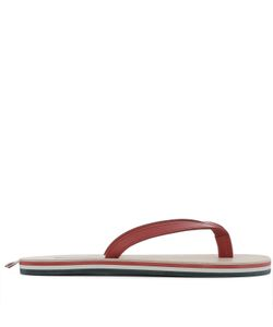 Thom Browne | Leather Flip-Flop