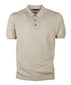 Corneliani | Embroidered Polo Shirt