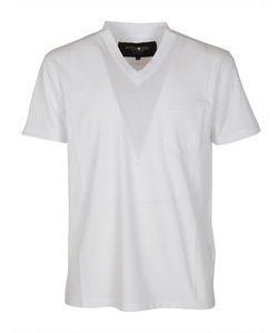 Hydrogen   V Neck T-Shirt