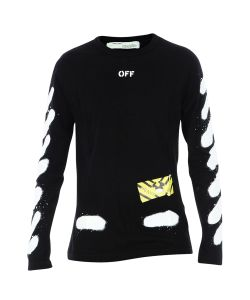 Off-White | Printed Sweater