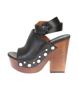 Givenchy | With Studs Clog Sandals
