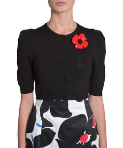 Boutique Moschino | Bolero With Flower Detail