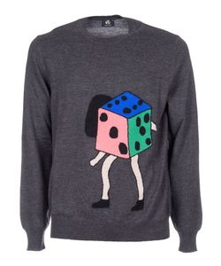 Paul Smith   Ps By Dice Motif Jumper