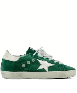 Golden Goose | Velvet Sneakers
