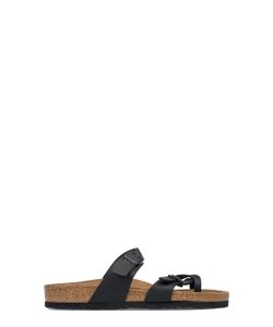 Birkenstock | Nappa Double Bands Sandal With Buckles Closure