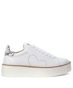 Twin-Set | Twinset Leather Sneaker