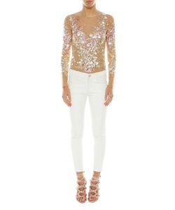 Amen | Body With Paillettes Embroidery