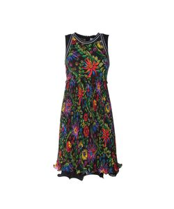 3.1 Phillip Lim | Kaleidoscopic Florals Pleated Dress