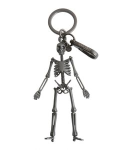 Alexander McQueen | Skeleton Key Ring