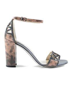 Rene Caovilla | Embellished Sandals