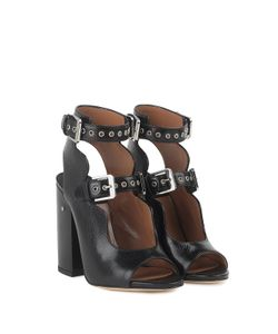 Laurence Dacade | Nelen Buckled Leather Sandals