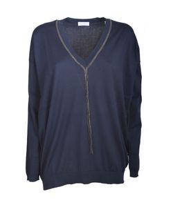 Brunello Cucinelli | Metal Details Sweatshirt