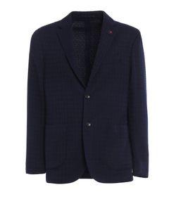 Lardini | Wool Blend Unlined Blazer