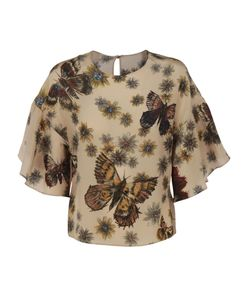 Valentino   Butterfly Print Top