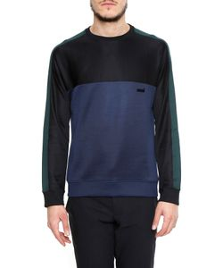 AMI Alexandre Mattiussi   Tricolor T-Shirt