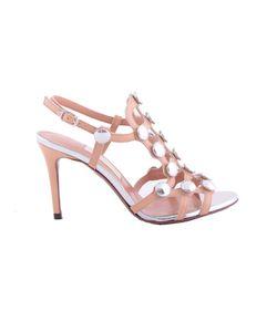 L'Autre Chose | Round Studded Sandals
