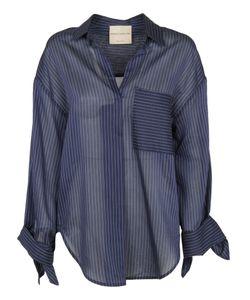 Erika Cavallini   Striped Shirt