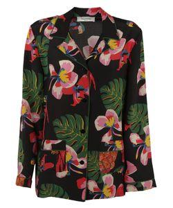 Valentino   Tropical Print Pajama Top