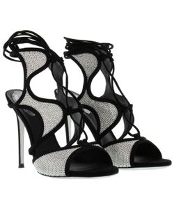 Rene Caovilla | Strass Sandals
