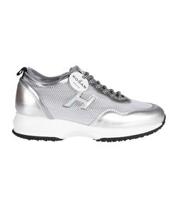 Hogan | Interactive Lace-Up Sneakers