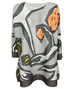 Pleats Please By Issey Miyake | Printed Dress