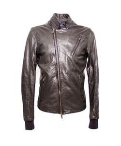 Altalana | Biker Leather Jacket 100 Real Leather