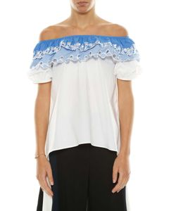 Peter Pilotto | Embroidered Top
